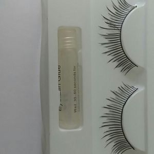 free eye lashes with purchase today